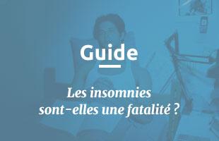 Guide sur l'insomnie