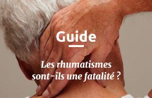 Guide sur les rhumatismes