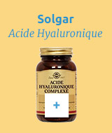 Solgar Acide Hyaluronique