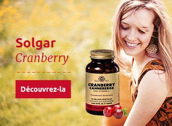Solgar Cranberry