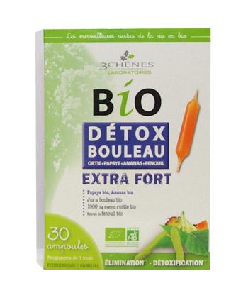 3 Chênes Bio Détox Bouleau