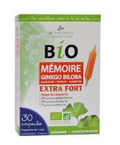 3 Chênes Bio Mémoire Ginkgo Biloba