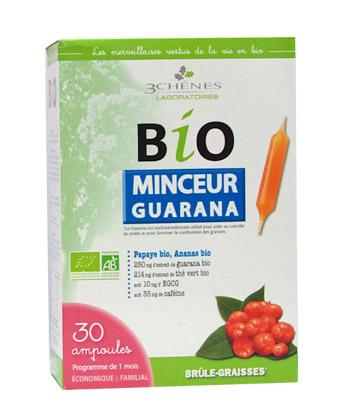 3 Chênes Bio Minceur Guarana