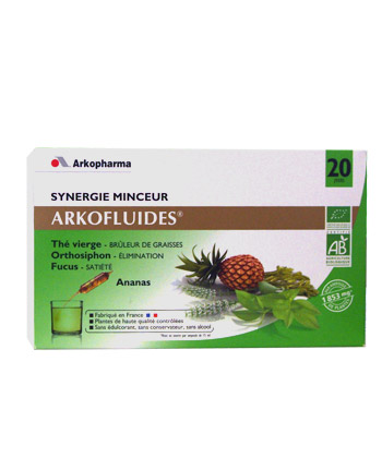Arkofluides Synergie Minceur