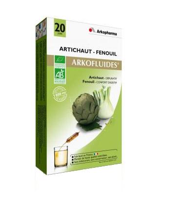 Arkofluides Artichaut Fenouil