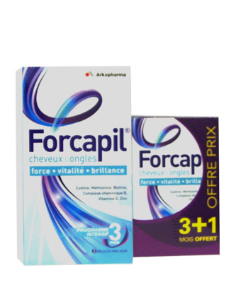 Arkopharma Forcapil Cheveux & Ongles