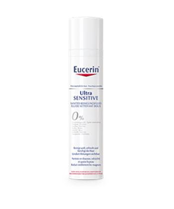 Eucerin UltraSensitive Fluide Nettoyant