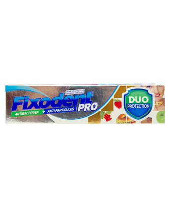 Fixodent ProPlus Duo Protection