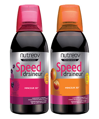 Nutreov Speed Draineur