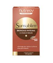 Nutreov Sunsublim Bronzage Intégral