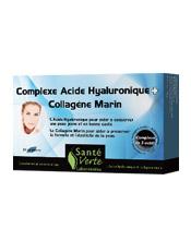 Santé Verte Complexe Acide Hyaluronique
