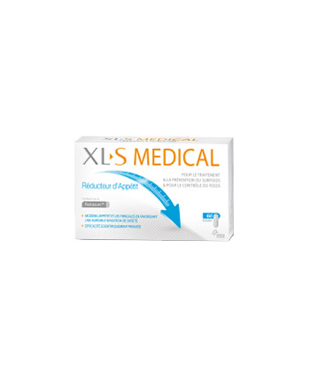 XLS-Medical Réducteur d'appetit