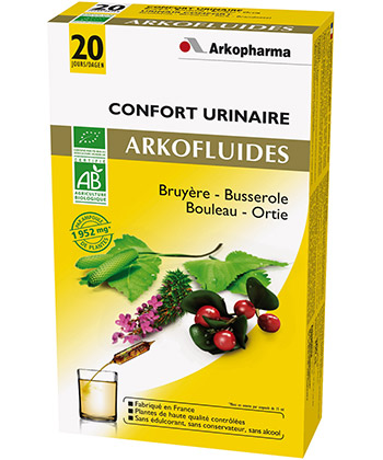 Arkofluides Confort Urinaire
