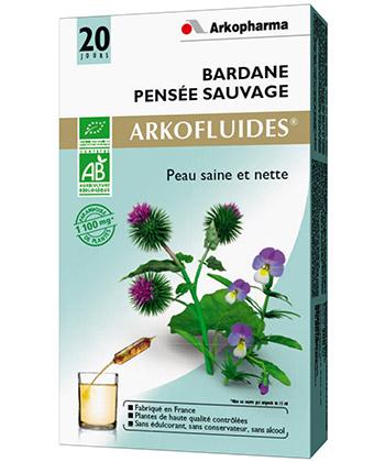 Arkofluides Bardane Pensée Sauvage