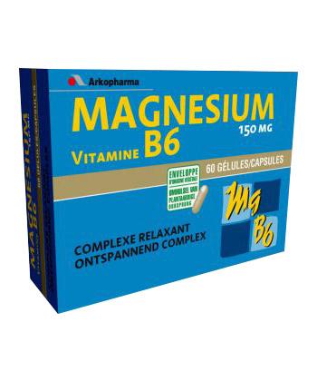 Arkopharma Magnésium Vitamine B6
