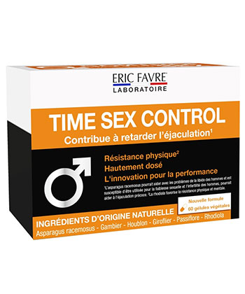 Eric Favre Time Sex Control