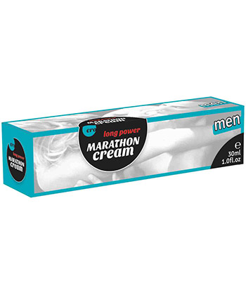 Hot Long Power Marathon Cream