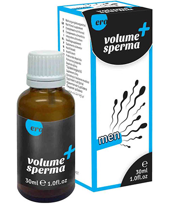 Hot Volume Sperma +