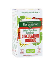 Floressance Circulation Tonique