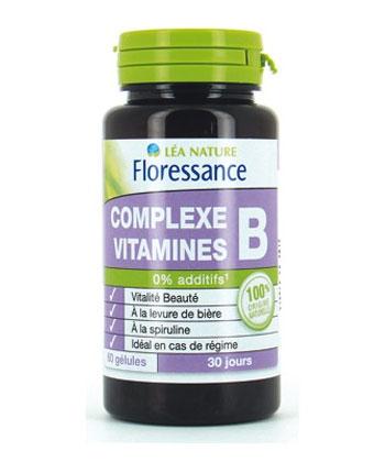 Floressance Complexe Vitamines B
