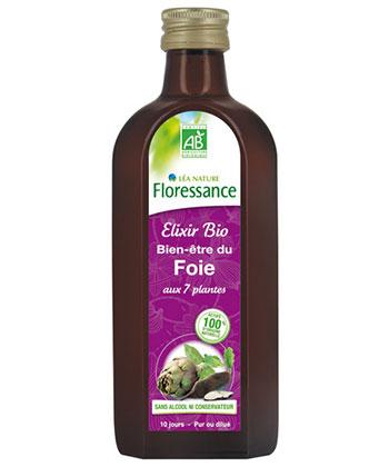 Floressance Elixir Bio Bien-être du Foie