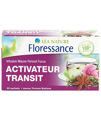 Floressance Activateur Transit