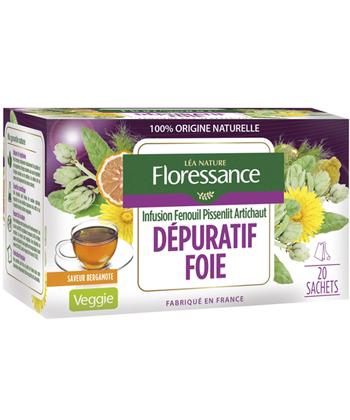 Floressance Infusion Dépuratif Foie