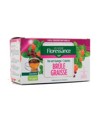 Floressance Thé Brûle Graisse