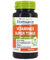 Floressance Vitamines Super Tonus