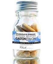 Claude Paris Gaston l'étalon Retardateur de Jouissance