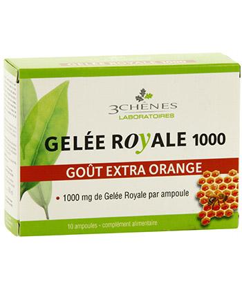 3 Chênes Gelée Royale 1000