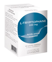 Granions L-Tryptophane 220 mg