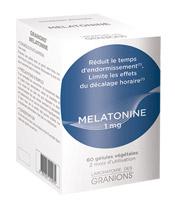 Granions Melatonine 1mg