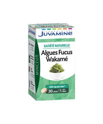Juvamine Algues Fucus Wakamé