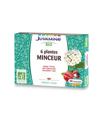 Juvamine Bio 6 Plantes Minceur