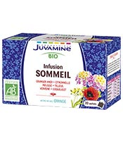 Juvamine Infusion Sommeil