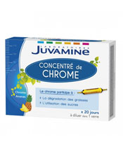 Juvamine Concentré de Chrome