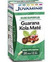 Juvamine Guarana Kola Maté