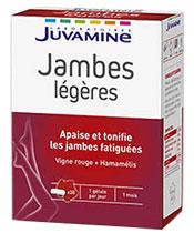 Juvamine Jambes Légères