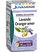 Juvamine Lavande Oranger amer - Sommeil Relaxation
