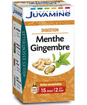 Juvamine Menthe Gingembre-Digestion