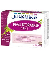 Juvamine Peau d'Orange 3 en 1