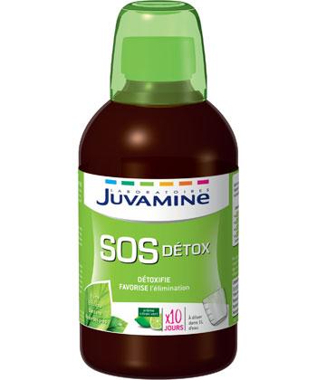Juvamine SOS Detox