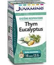 Juvamine Thym Eucalyptus Système respiratoire