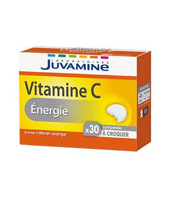 Juvamine Vitamine C Energie