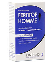 LaboPhyto Fertitop Homme