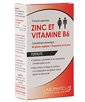 LaboPhyto Zinc Vitamine B6