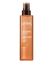 Lierac Sunific Huile Embellissante SPF 15