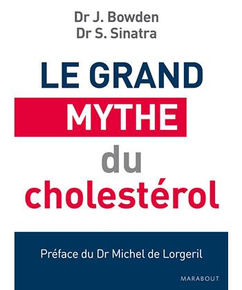 Marabout Le Grand Mythe du Cholestérol