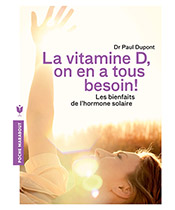 Marabout La vitamine D, on en a tous besoin !